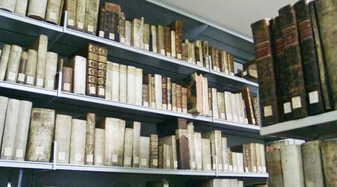 Wie man Infektionen durch Bibliotheksbücher verhindert…