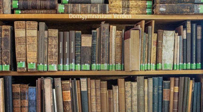 Die Bibliothek des Verdener Bürgermeisters Pfannkuche
